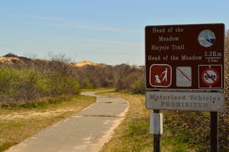 Provincetown Bike Rentals - Explore Head of the Meadow